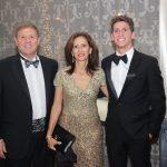 Adam Kablanian (Chairman of AUA Development Committee and Gala Visionary Patron), Rita Kablanian, Alex Kablanian
