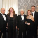 Vigen and Houry Ghazarian (Gala Benefactors) and Family